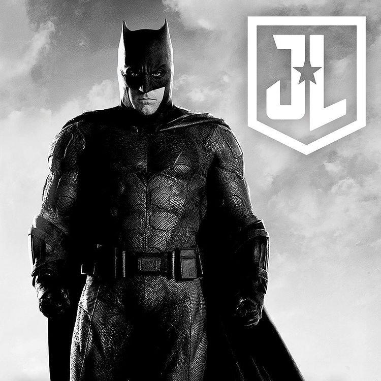 Ben Affleck w kostiumie Batmana