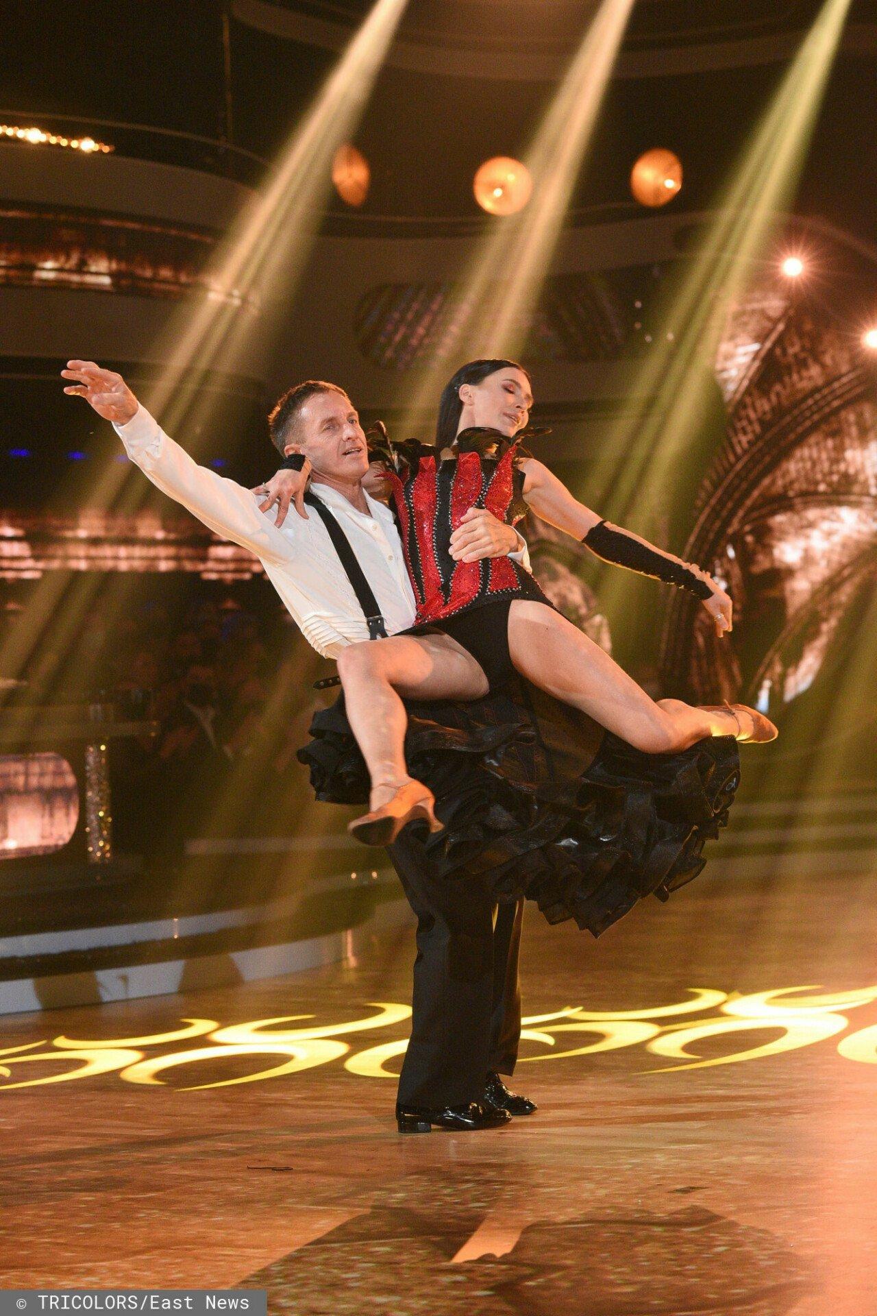 Denis Urubko i Janja Lesar tańczą w Tańcu z Gwiazdami.