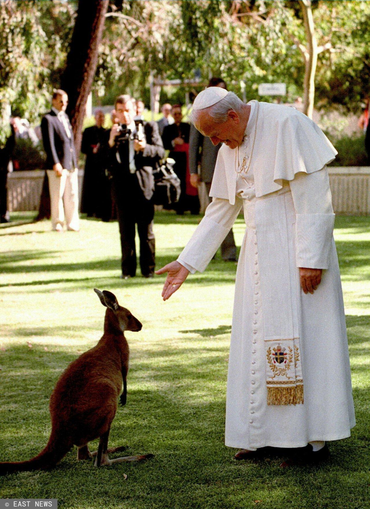 Jan Paweł II W Australii