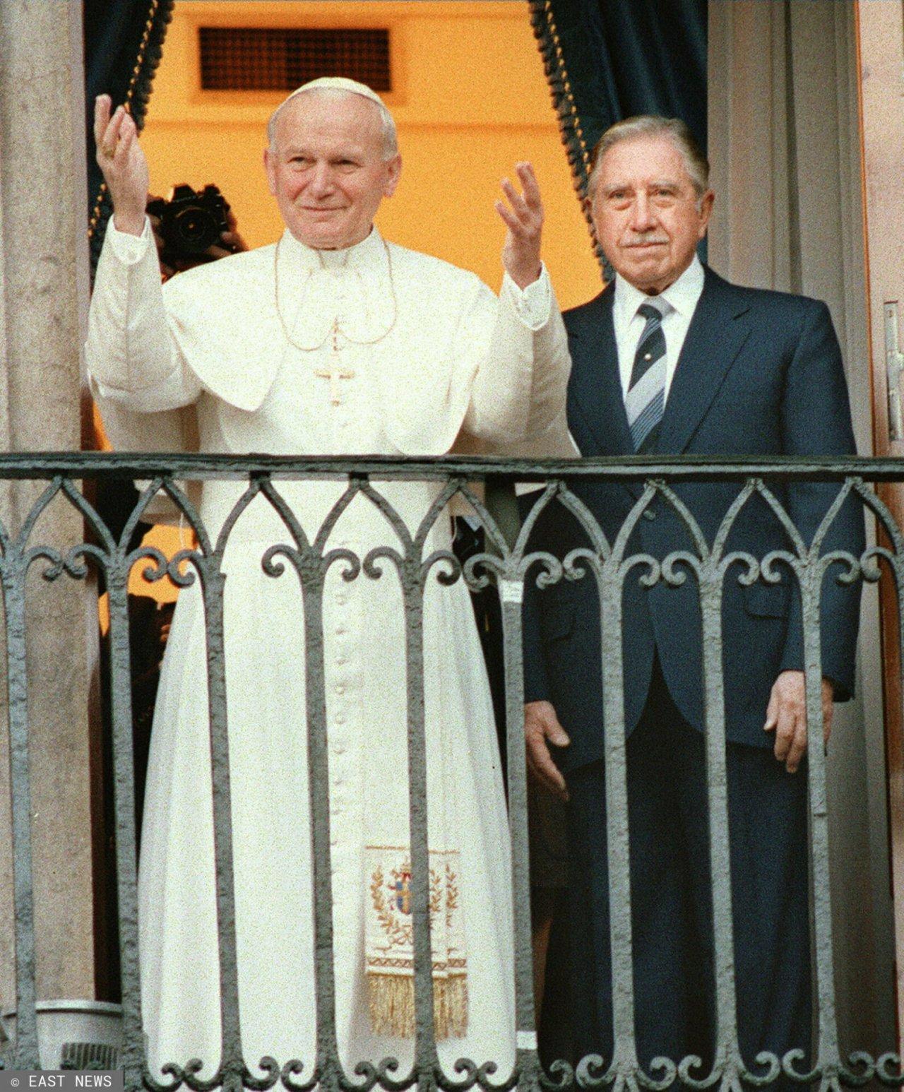 Jan Paweł II, 1987 rok