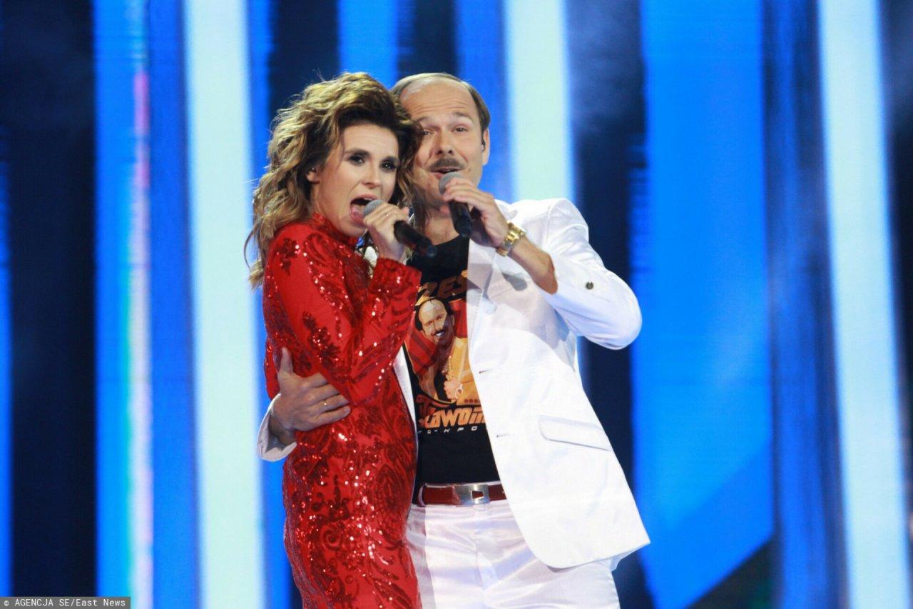 Kajra i Sławomir śpiewają na PGE Narodowym