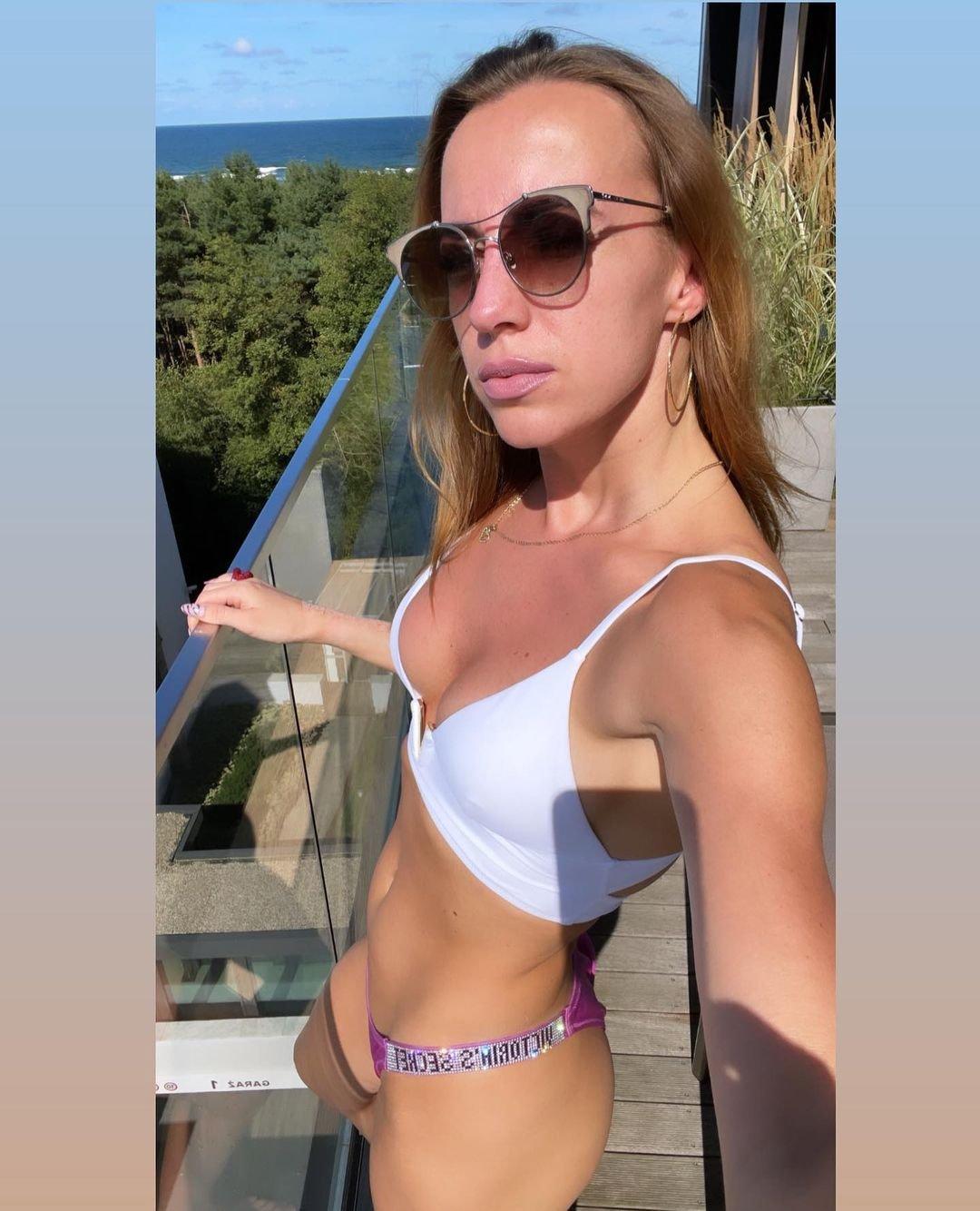 Marianna Schreiber w bikini