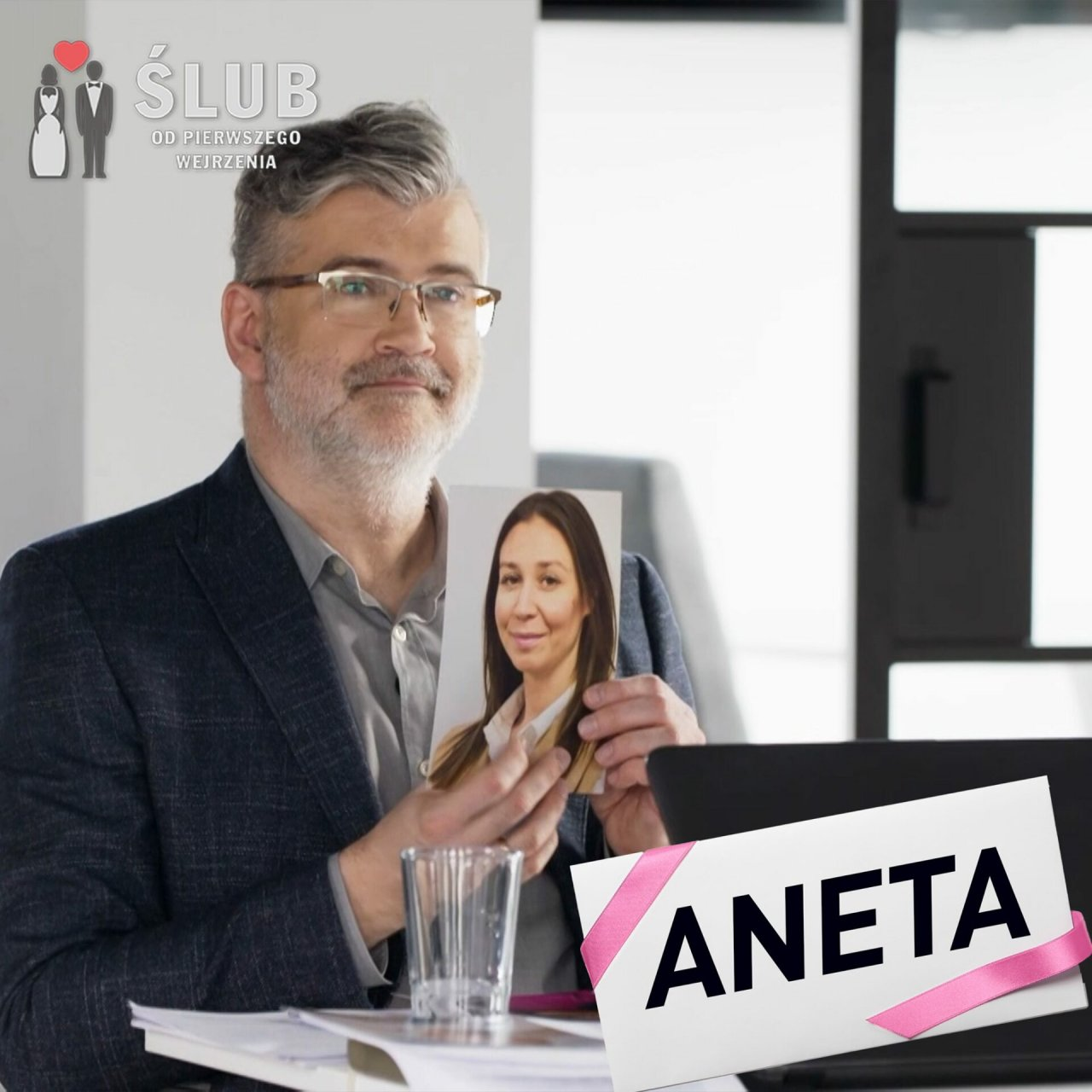 Aneta, ślub