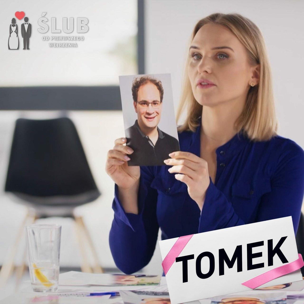 Tome, ślub