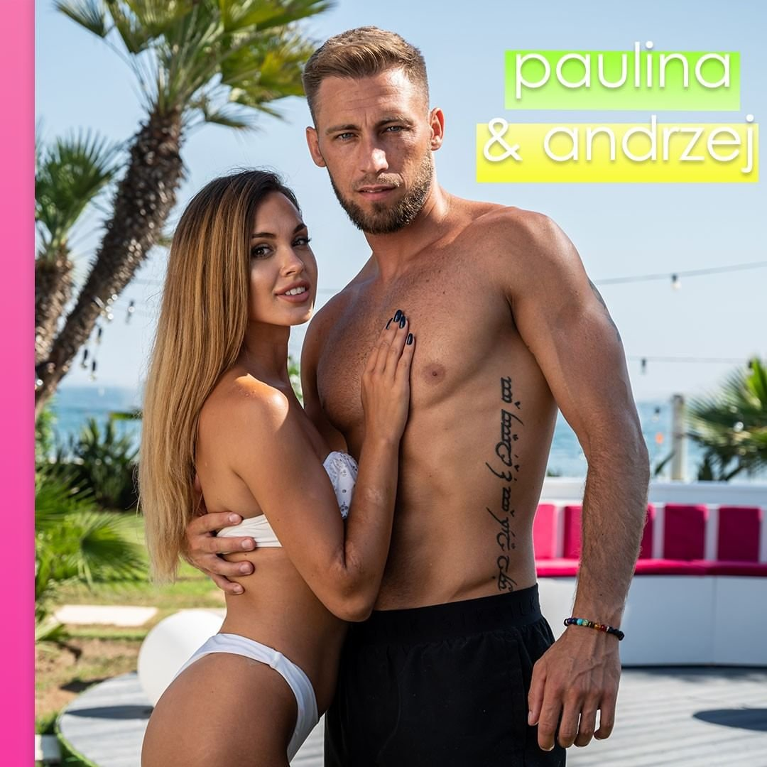 Love Island 3, Paulina i Andrzej