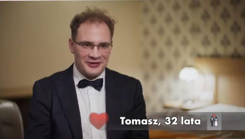 Ślub od pierwszego wejrzenia, Tomasz