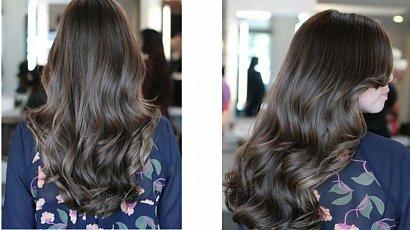 Popielaty brąz - czyli brąz bez rudości. Za tym kolorem szaleją brunetki!