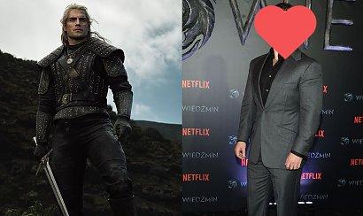 Wiedźmin 2019: Henry Cavill zagrał Geralta. Na żywo to prawdziwe CIACHO!