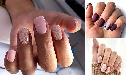 Manicure dla krótkich paznokci - 25 najlepszych stylizacji z sieci