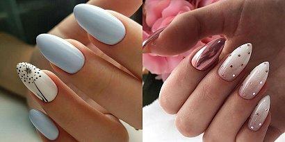 Jasne paznokcie - 20 uroczych pomysłów na jasny manicure [GALERIA]
