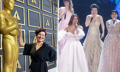 Oscary 2020: FENOMENALNE wykonanie Polki w czasie gali. Katarzyna Łaska to nasz powód do dumy!