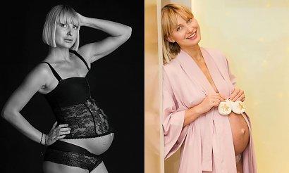 Joanna Moro chwali się, że 4 dni po porodzie nie ma już ciążowego brzuszka! Jak to możliwe?