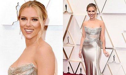 Oscary 2020: Scarlett Johansson to najlepiej ubrana gwiazda gali! A potem się przebrała...