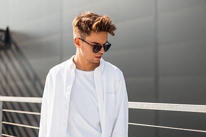Fryzury męskie 2020-przegląd najświeższych trendów