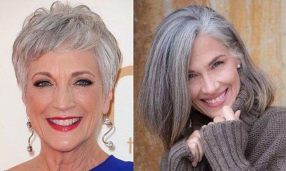 Odmładzające fryzury dla kobiet dojrzałych - cięcia 50+