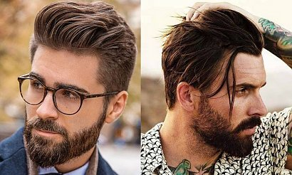 Modne fryzury męskie - te cięcia robią mega wrażenie!