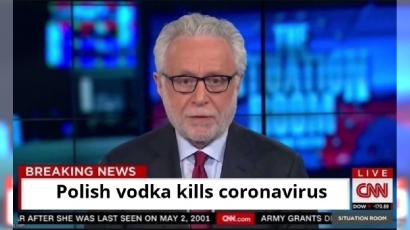Koronawirus w Polsce - Internet zalały tematyczne memy. Śmiech przez łzy?