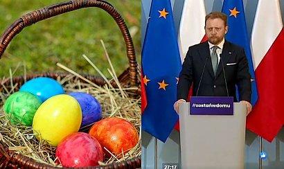 Koronawirus. Wielkanoc 2020: Czy można zorganizować rodzinne Święta? Minister Szumowski odpowiada