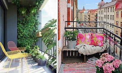 Magiczne pomysły na balkon, które pozwolą Ci zrelaksować się, lepiej niż na zagranicznych wakacjach