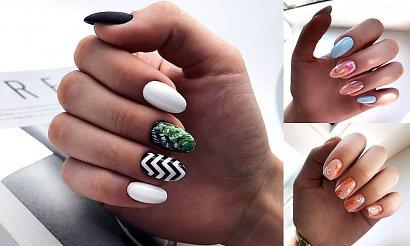20 stylizacji manicure - galeria modnych zdobień na lato