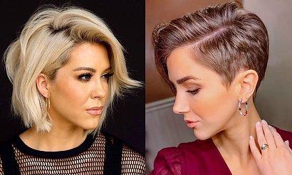 Modne fryzjerskie trendy - katalog stylowych cięć