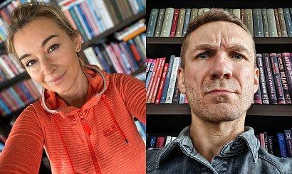 Martyna Wojciechowska pokazała intymne zdjęcie z Przemkiem Kossakowskim! Kończy dziś 48 lat