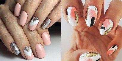 Różowe paznokcie - 23 modne pomysły na różowy manicure