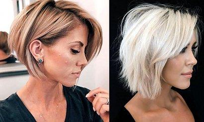 Short bob 2020 – przegląd modnych cięć włosów, jak z katalogu!