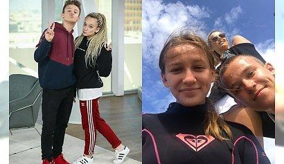 Fabienne Wiśniewska chciała upodobnić się do ojca? Jej metamorfoza jest konkretna: nowy kolor włosów i kolczyk