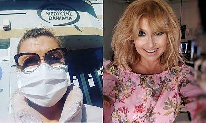 Rodzinę Katarzyny Skrzyneckiej dotknął koronawirus. Wyznała, że wątpi w oficjalne statystyki