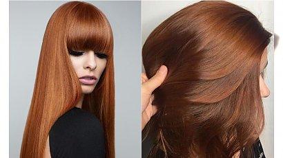 Kasztanowy brąz - idealny kolor włosów na nowy sezon