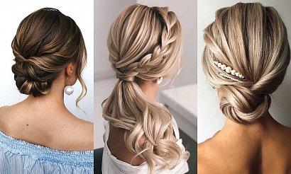 Fryzury na wesele - 21 najpiękniejszych propozycji z sieci