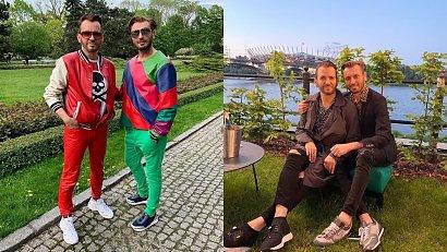"""Rafał i Gabriel z Królowych Życia jednak są razem? """"To już nie jest śmieszne, kompromitujecie się"""" - piszą fani"""