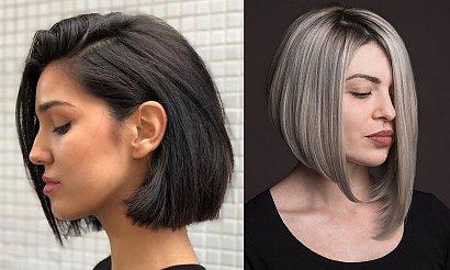 Short i midi bob – 15 ślicznych i kobiecych fryzur