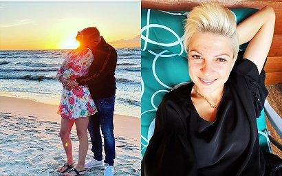 """Magda Narożna z """"Piękni i Młodzi"""" odpowiedziała na plotki o ciąży zdjęciem w samym bikini. Teraz już wszystko jasne! Wiedzieliście o tym?"""
