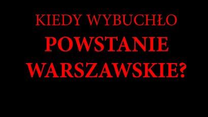 Młodzi nie znają dat związanych historią Polski? Nie wiedzą, kiedy wybuchła II Wojna Światowa