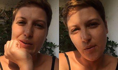 Aleksandra Domańska skasowała profil na Instagramie! Straciła pracę przez... krótkie włosy!