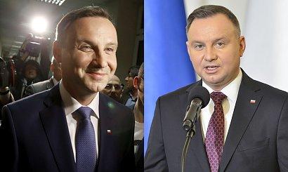 Andrzej Duda kończy prezydencką kadencję! Jak zmienił się jego styl przez 5 lat?