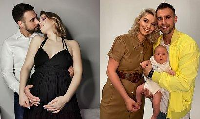 """Oliwia ze """"Ślubu od pierwszego wejrzenia"""" w bikini 2 miesiące po porodzie! Fanka: Widać, że mama karmiąca"""