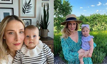Natalia Klimas wyprawiła córce pierwsze urodziny! Najlepszy był tort