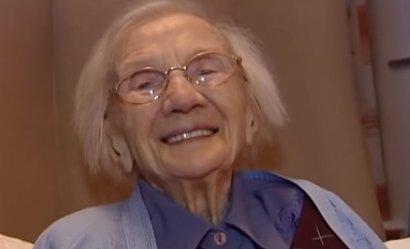109-latka zdradziła sekret swojej długowieczności. Kochane panie, może czas to wdrożyć w życie?!