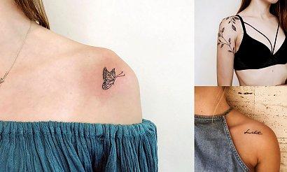 Tatuaże w okolicy ramienia - 18 genialnych projektów