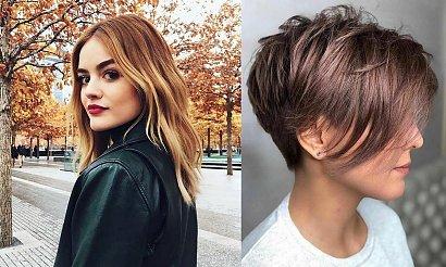 Modne fryzury na jesień 2020 - katalog najgorętszych trendów