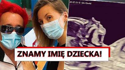 Michał Wiśniewski pokazał nagranie z USG ciężarnej żony i zdradził imię piątego dziecka!