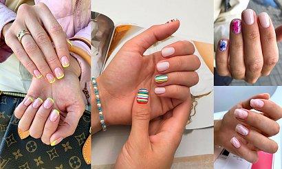 Krótki manicure - 36 najpiękniejszych stylizacji