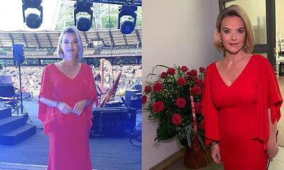 Monika Zamachowska pozuje w bikini i bez makijażu! Wygląda na 48 lat?