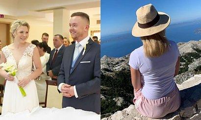 """Asia ze """"Ślubu od pierwszego wejrzenia"""" spędza urlop w Chorwacji! Zdradziła, z kim!"""