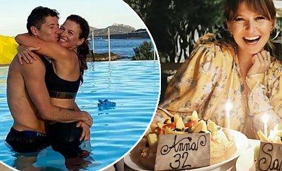 Anna Lewandowska kończy 32 lata i świętuje we Włoszech. Przypominamy, jak wyglądała kiedyś!