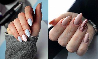 Pastelowy manicure - 18 delikatnych i dziewczęcych propozycji