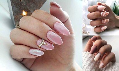 Różowy manicure - 18 fantastycznych zdobień